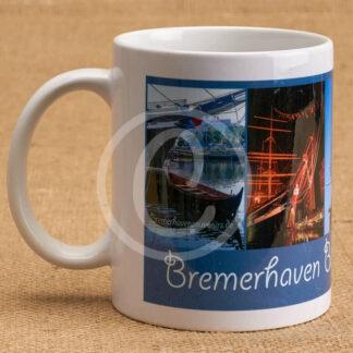 Produkt Fototasse »Bremerhaven Bark Seute Deern« Kombo