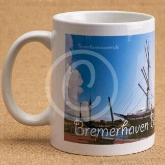Produkt Fototasse »Bremerhaven Bark Seute Deern«