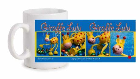 Fototasse »Giraffe Lulu«